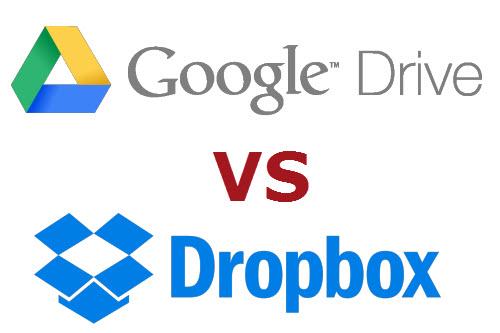 גוגל דרייב או דרופבוקס - איזה שירות כדאי לבחור