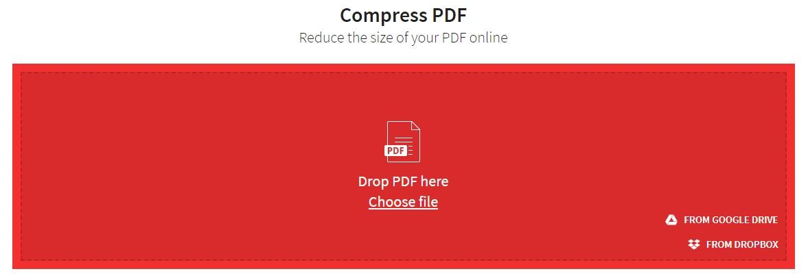 מדריך הקטנת קובץ PDF ב-2 צעדים מהירים