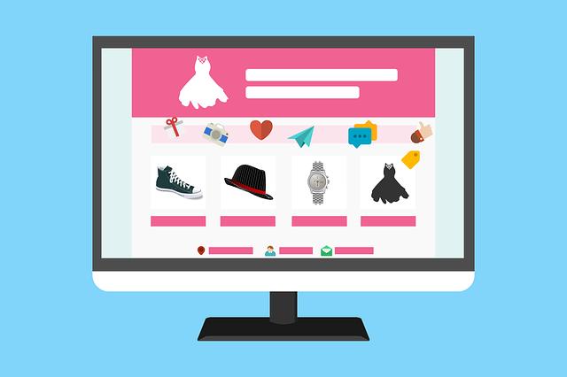 חנות מקוונת באינטרנט