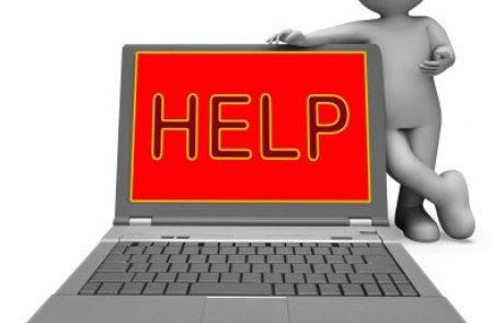 תמיכה ושירות לקוחות בעברית באתר וויקס(wix)