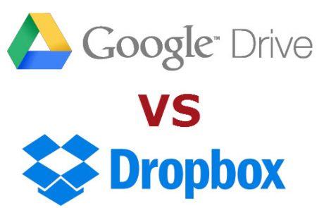 גוגל דרייב או דרופבוקס – איזה שירות כדאי לבחור