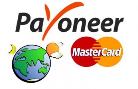 מדריך כרטיס אשראי וחשבון אמריקאי עם פייוניר Payoneer